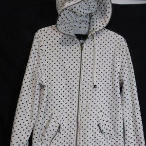 Hurley, small, s, zip front sweatshirt, hoodie